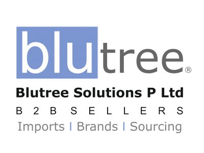 blutree logo with tagline